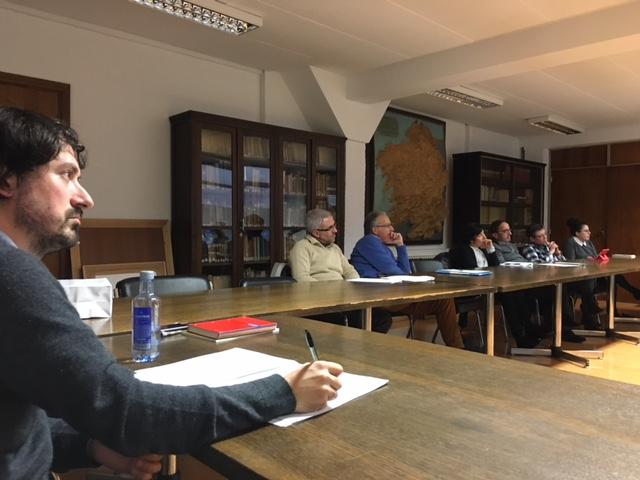 O seminario sobre a Guerra Civil: coñecemento compartido