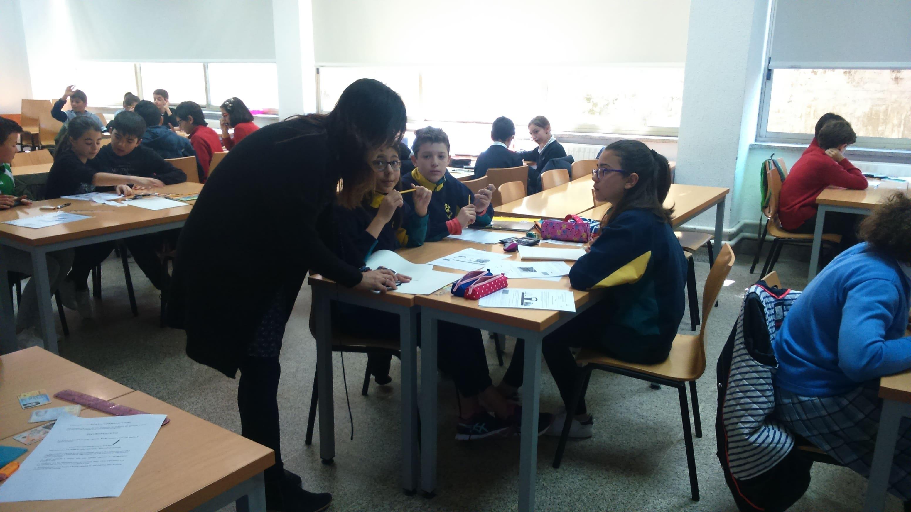 The Department of Mathematics has organized the XVII Olimpiada Matemática and the XVII Rebumbio Matemático