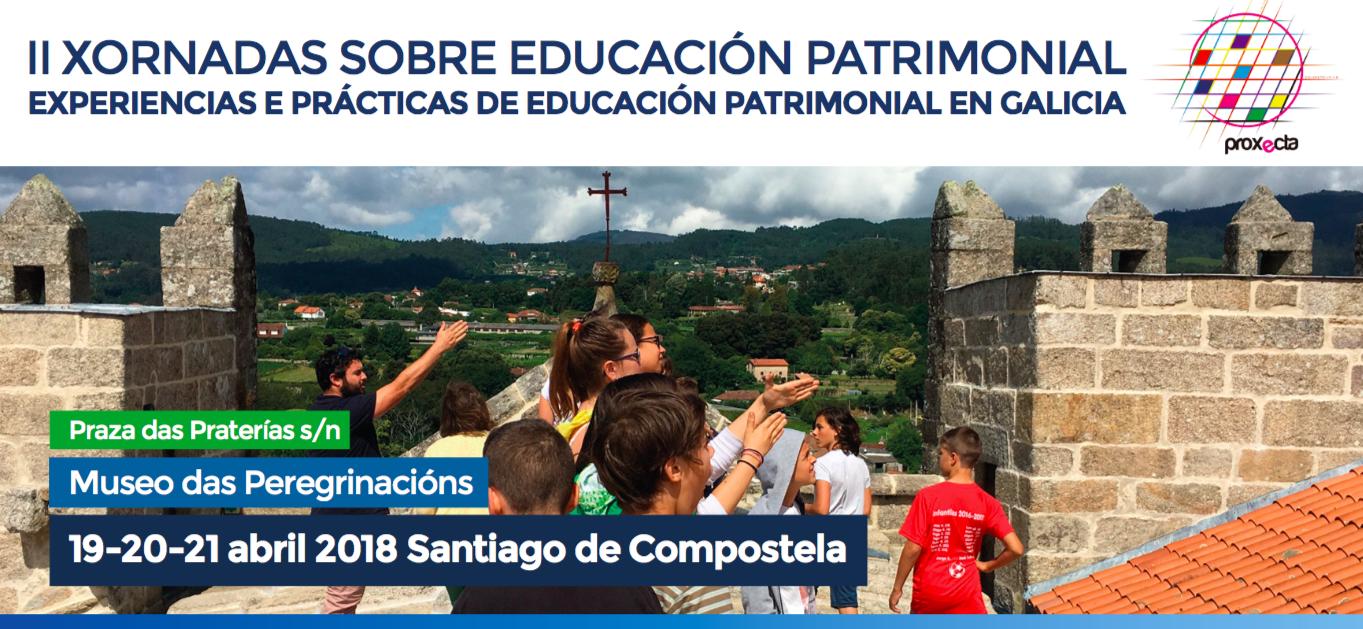 II XORNADAS DE EDUCACIÓN PATRIMONIAL