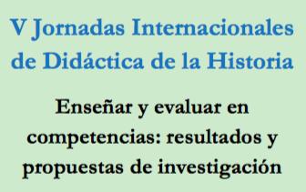 V Xornadas Internacionais de Didáctica da Historia