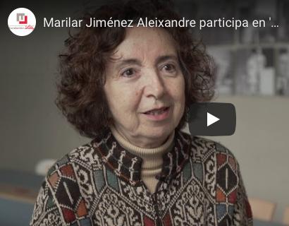 """La Ciencia con Ciencia entra"". Entrevista a Marilar Jiménez Aleixandre"