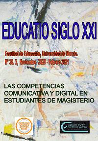 Novo nº da revista Educatio Siglo XXI